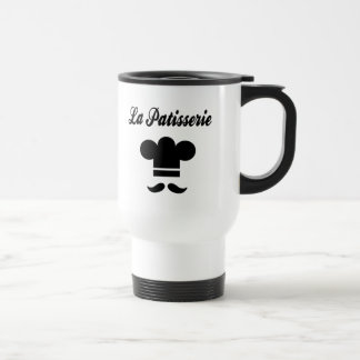 La Patisserie Pastry Chef Travel Mug