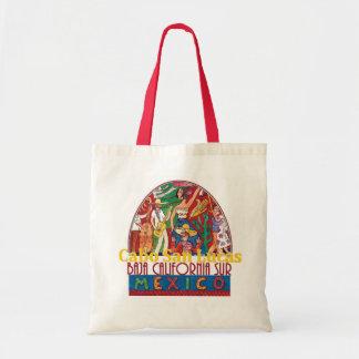 LA PAZ Mexico Budget Tote Bag