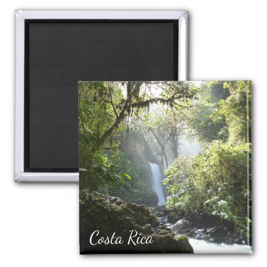 La Paz Waterfall, Heredia, Costa Rica Magnet