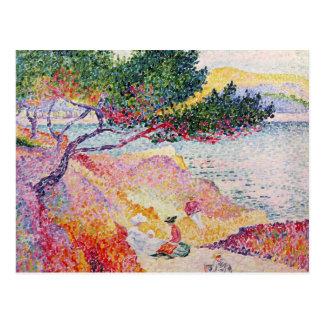 La Plage de Saint-Clair, 1906-07 Postcard