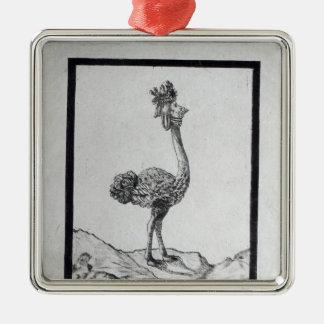 La Poulle d'Autriche' Christmas Ornament