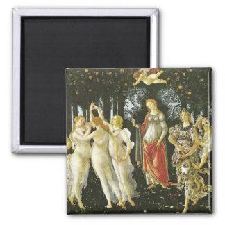La Primavera by Sandro Botticelli Refrigerator Magnets