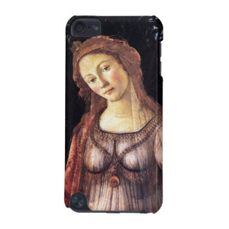 La Primavera in detail by Sandro Botticelli iPod Touch 5G Covers