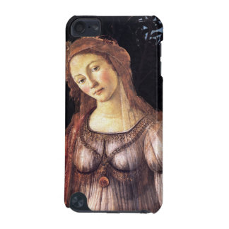 La Primavera in detail by Sandro Botticelli iPod Touch (5th Generation) Cases