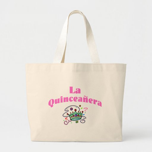 La Quinceanera Tote Bags