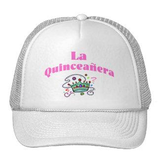 La Quinceanera Mesh Hat