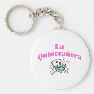 La Quinceanera Key Chains