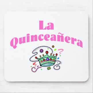 La Quinceanera Mouse Pad