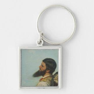 La Rencontre ou Bonjour M.Courbet, Key Chain