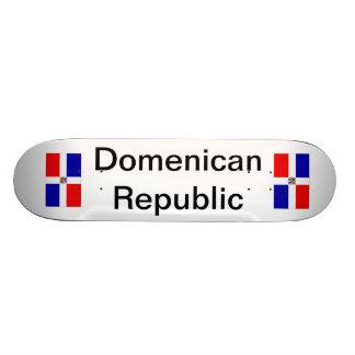 """La República Dominicana"" Skate Board"
