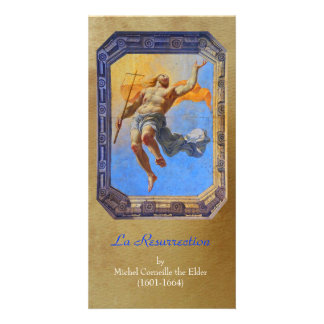 La Resurrection Photo Greeting Card