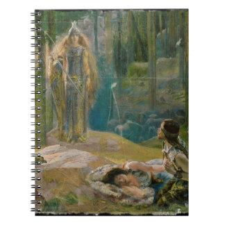 La Revelation Brunhilde Note Books