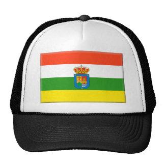 La Rioja (Spain) Flag Trucker Hat