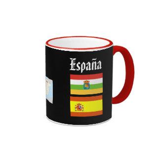 La Rioja* Spain Region Mug