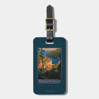 La Riviera Italienne Tags For Bags