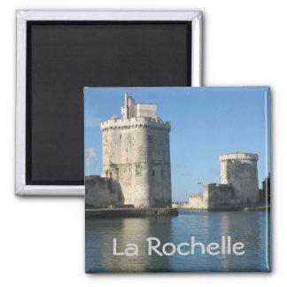 La Rochelle Square Magnet