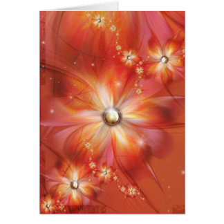 La Roja heat Greeting Card