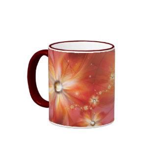 La Roja heat Ringer Mug