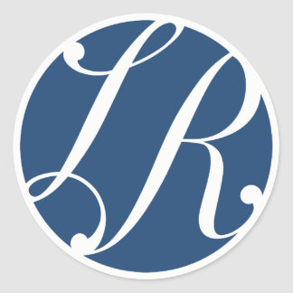 La Rosa Realty Logo Sticker