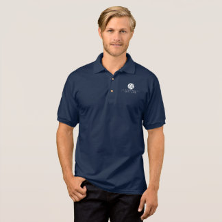 La Rosa Realty New York Blue Polo