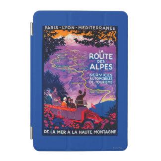 La Route Des Alpes Vintage PosterEurope iPad Mini Cover
