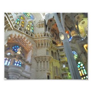 La Sagrada Familia Church Photograph