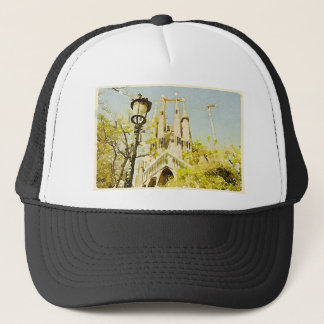 La Sagrada Familia Trucker Hat