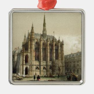 La Sainte Chapelle, Paris Christmas Ornament