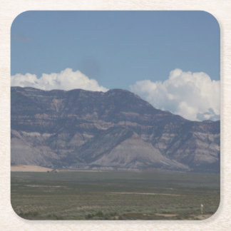 La Sal Mountains Drink Coasters