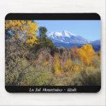 La Sal Mountains - Utah Mousepads