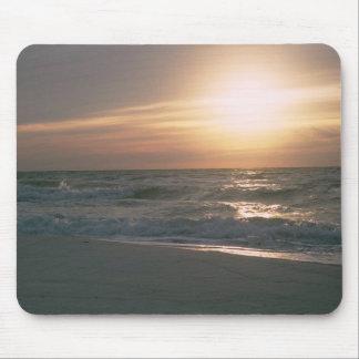 La Salida del Sol en Pensacola Beach Mouse Pads