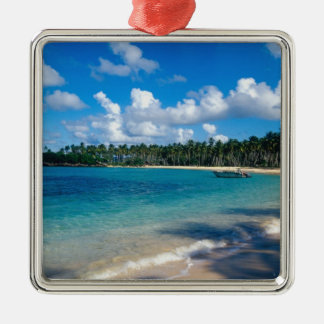 La Samana Peninsula, Dominican Republic, 2 Christmas Ornament