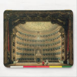 La Scala, Milan, during a performance Mouse Pad