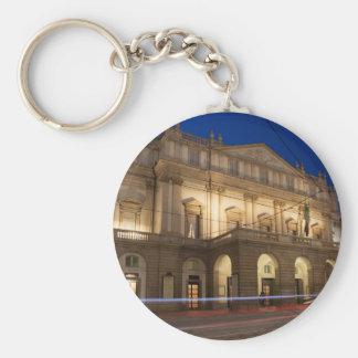 La Scala, Milan Key Ring