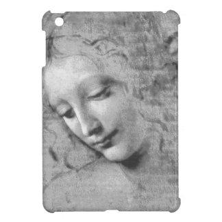 La Scapigliata by Leonardo da Vinci iPad Mini Covers