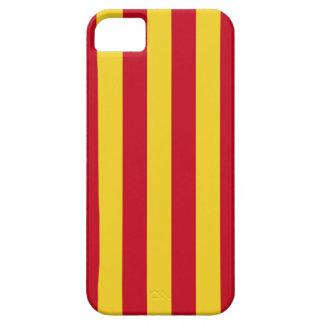 La Senyera Catalunya flag iPhone 5 Covers