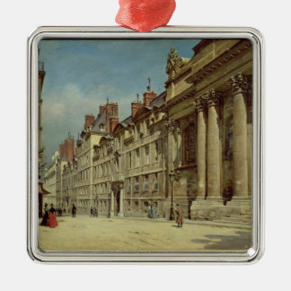 La Sorbonne Christmas Ornament