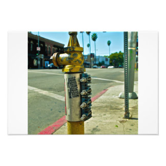 LA Street Art Photo Print