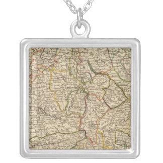 La Suisse Silver Plated Necklace