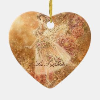 La Sylphide Ballet Ornament