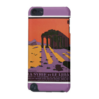 La Syrie et le Liban French Vintage Travel Poster iPod Touch 5G Cases
