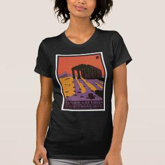 La Syrie et Le Liban vintage travel poster Tee Shirts