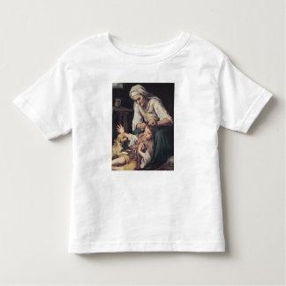 La Toilette Domestique', 1670-75 Toddler T-Shirt