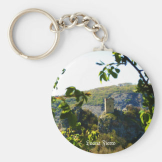 La Torre Medievale - Oratino Key Ring