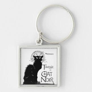 La tournée du Chat Noir Keychain