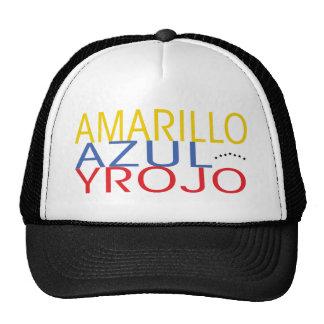 La Tri-Color - Gorra venezuela Hats