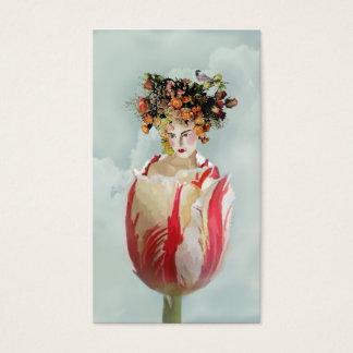 La Tulipe Business Card