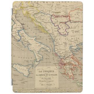La Turquie, la Grece et l'Italie de 1700 a 1840 iPad Cover