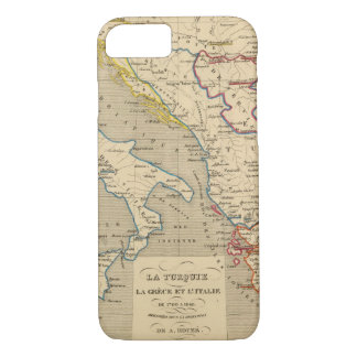 La Turquie, la Grece et l'Italie de 1700 a 1840 iPhone 8/7 Case