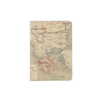 La Turquie, la Grece et l'Italie de 1700 a 1840 Passport Holder